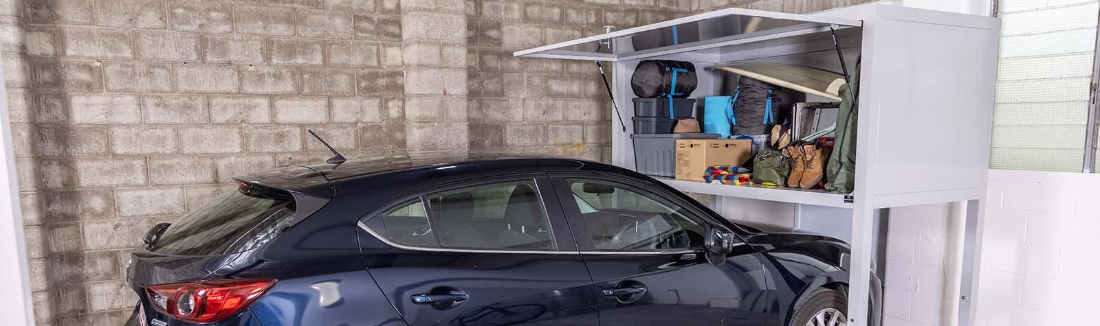 Garagesafe Maximum Space